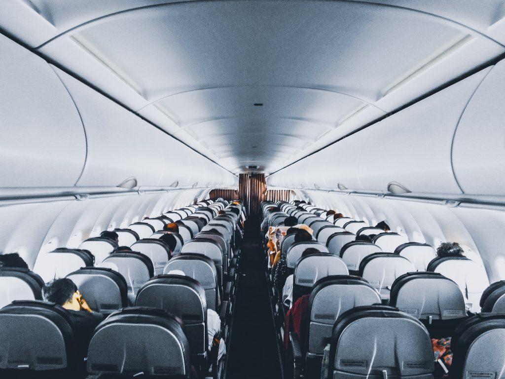 Asistente de vuelo en Madrid